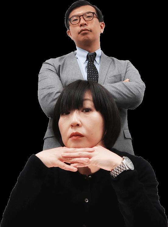 松本 恵 / 大橋 優也